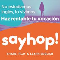Sayhop - Academia de Idiomas