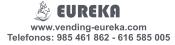 Eureka vending