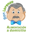 Don Lorenzo, alimentación a domicilio