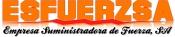 Empresa Suministradora de Fuerza, SA (ESFUERZSA)