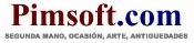 Pimsoft.com Nuevo, Ocasión, Segunda Mano, Antigüedades