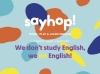 No estudiamos inglés, lo vivimos