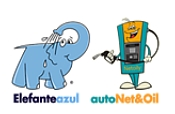 Elefante Azul-Autonet&Oil