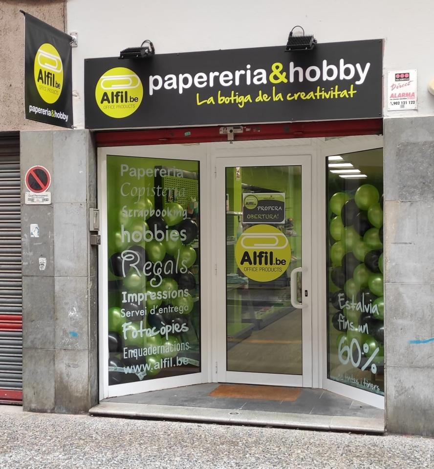 Alfil.be inaugura una nueva tienda en Girona