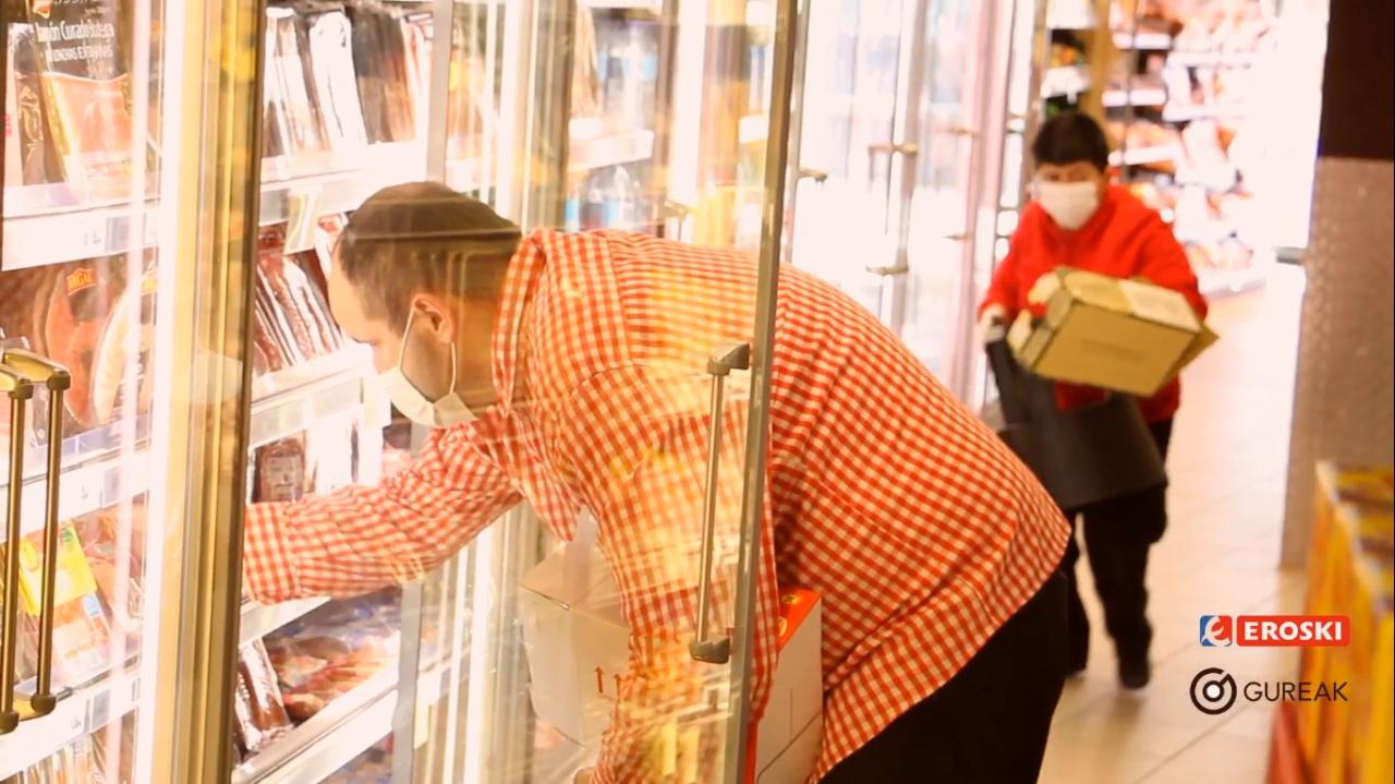 Eroski y Gureak: 5 años promoviendo un modelo de supermercado inclusivo