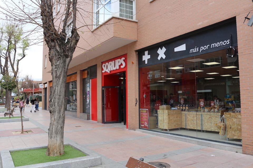 La cadena low-cost Sqrups! inicia el ejercicio con dos nuevos locales en Madrid y una facturación de 11 M€