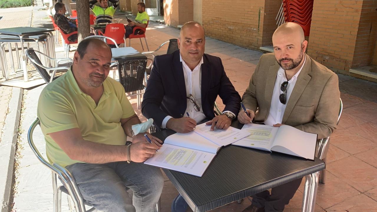 Nueva firma Alfil.BE en Coslada - Madrid