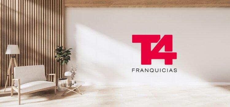 T4 Franquicias presenta su nuevo departamento de interiorismo y reforma de locales