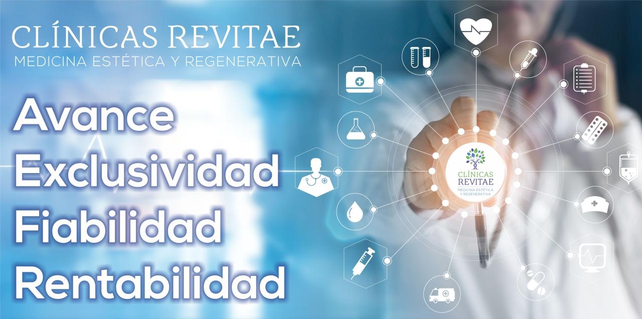 Clínicas Revitae llevará su exitoso modelo a Franquishop Valencia el próximo jueves 23