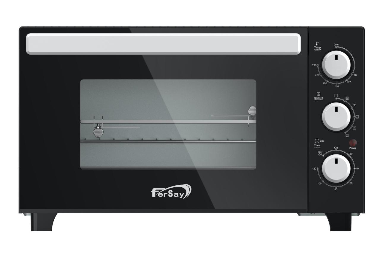 Fersay presenta al mercado sus nuevos mini-hornos de 20 y 30 litros