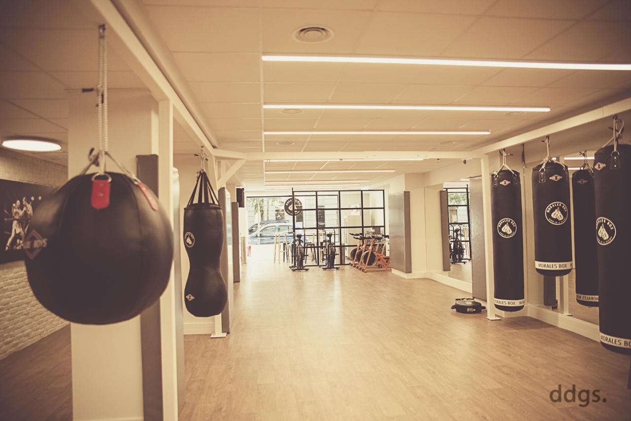 Morales Box, del doble Campeón de boxeo de España, abrirá su séptima boxing boutique, un centro propio ubicado en Pozuelo de Alarcón