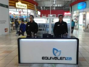 Equivalenza suma Perú a su red de tiendas
