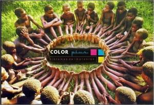 Color Plus con la Filosofía UBUNTU.