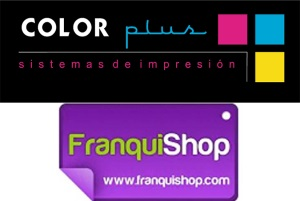 Color Plus tampoco se pierde Franquishop Madrid.
