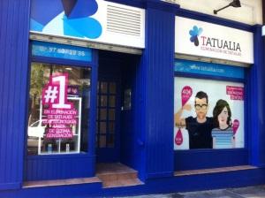 Tatualia inaugura su sexto centro de eliminación de tatuajes en Zaragoza