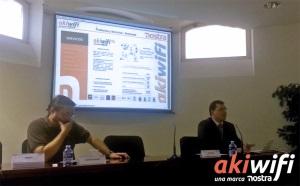 AKIWIFI presenta sus soluciones y modelo de negocio en el CEC