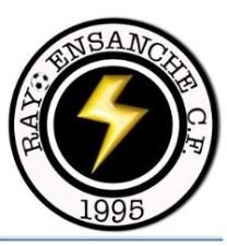 Fersay patrocinará por tercera temporada consecutiva al  Club de Futbol Rayo Ensanche de Alcalá de Henares