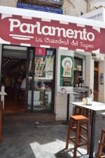 La franquicia, Parlamento La Catedral del Tapeo un negocio con sabor tradicional