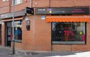 Color plus Pinto, abierto al público