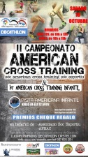 II American Cross Training en Decathlon con la franquicia AKIWIFI