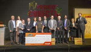 Caprabo, Premio Conecta de la Distribución a la máxima calidad y  frescura de su fruta y verdura