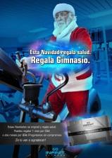 Infinit Fitness regala salud estas Navidades