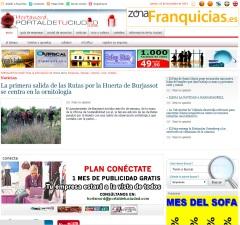 Portaldetuciudad.com avanza con sus nuevos portales en la Comunidad Valenciana.