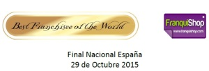 Best Franchisee of the World inicia su ruta 2015 en FranquiShop Móstoles.
