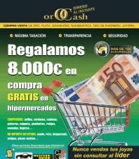 Orocash-Orobank reparte entre sus clientes 39 carritos de la compra