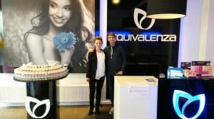 Equivalenza abre su tercera tienda en Bélgica