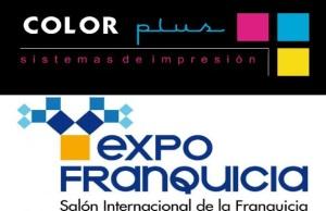 Color Plus estará presente en Expofranquicia