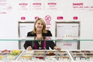 Smöoy exhibe por 4º año su modelo de negocio  en Expo-Franquicia