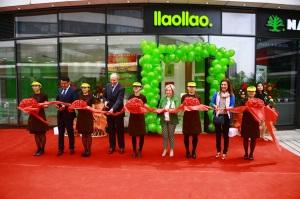 llaollao consolida su presencia en China con la apertura de cinco establecimientos