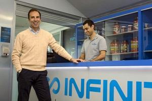 Cerca de 2 millones de euros de facturación para la franquicia española Infinit Fitness