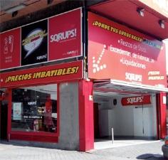Sqrups comienza su expansión fuera de  la Comunidad de Madrid
