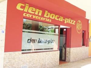Próxima apertura de la franquicia Cien Boca-Pizz en Cáceres