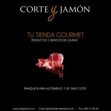Corte y Jamón es la tienda gourmet que buscabas