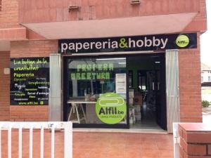 Alfil.be inaugura nueva tienda en Torredembarra