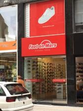 Foot on Mars abre un nuevo sneaker store en Pontevedra