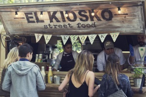 El Kiosko instala su food truck en la  Universidad Europea