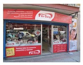 Fersay se consolida como la primera franquicia especializada en venta de accesorios, repuestos y pequeños electrodomesticos