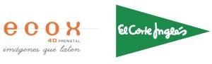 ECOX 4D + EL CORTE INGLÉS, la unión de dos grandes marcas