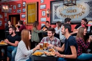 100 Montaditos finalizará el ejercicio 2016 con 60 restaurantes en Italia