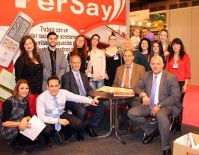 Cerca de 90 emprendedores visitaron el stand de Fersay en ExpoFranquicia 2016 con ánimo de adherirse a la red