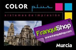 Conoce Color Plus en Franquishop Murcia