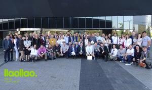 Llaollao celebra en Madrid su encuentro anual de franquiciados