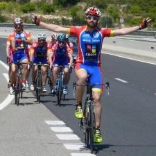 Color Plus. siempre apoyando el deporte, esta vez al Ciclismo