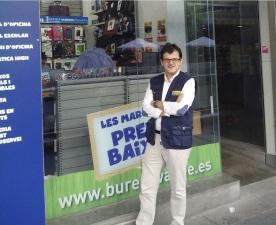 La cadena francesa Bureau Vallée pone en marcha un nuevo formato de franquicia aliándose con establecimientos tradic