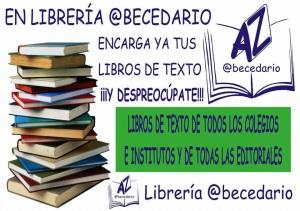 Librería Abecedario lanza su campaña de Libros de Texto para el curso 2016-2017