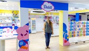 Inauguración tienda de golosinas Duldi El Prat